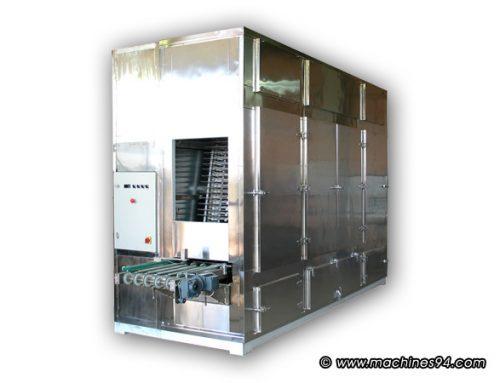 Хладилен тунел за охлаждане на блатовете – ХТ220