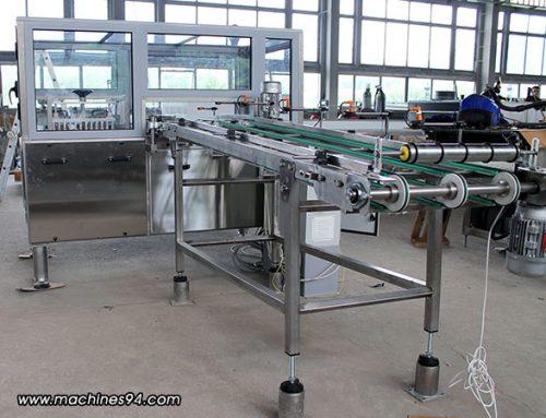 Резачки за вафлени блатове – автоматична