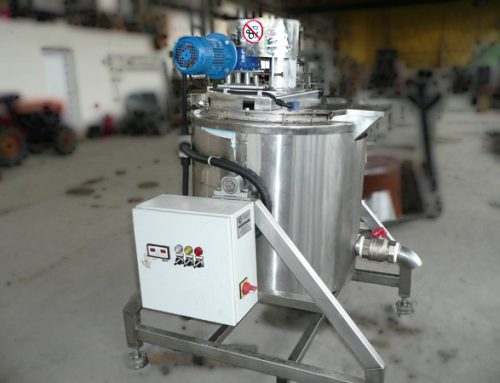 Autoclave A250 for inverted sugar, creams, turkish delight